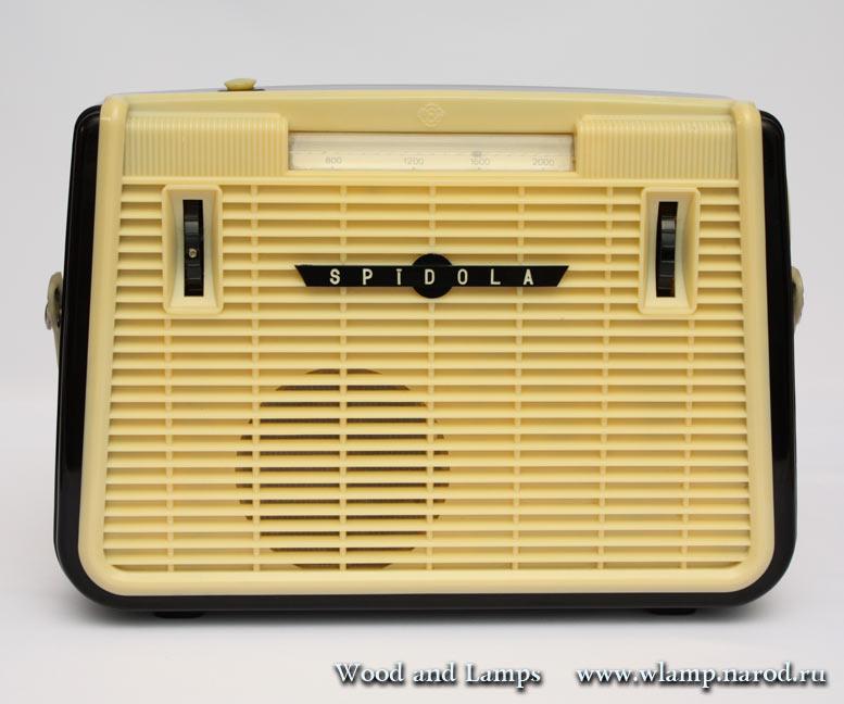 вещательный радиоприемник